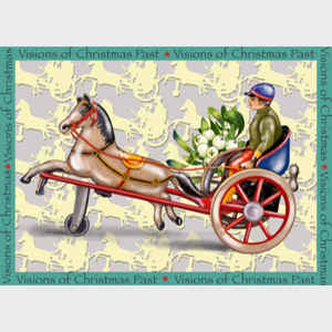 Antique Horse Cart