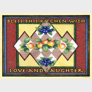 Bless This Kitchen with Love and Laughter