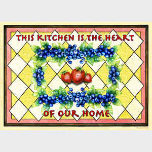 Rosiland Rosiland Solomon Bless This Kitchen