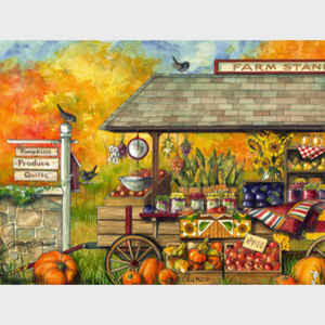Bucks County Farm Stand