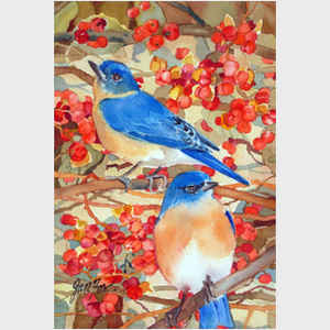 Emmy's Bluebirds