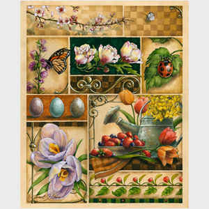 Janet Janet Stever Four Seasons Montages