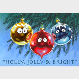 Holly, Jolly & Bright