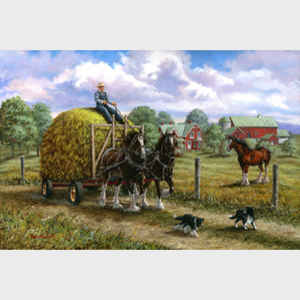 Richard Richard De Wolfe Life on the Farm