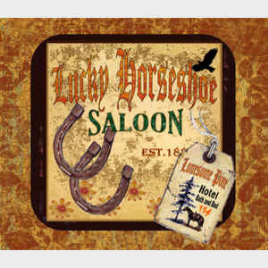 Lucky Horseshoe Saloon