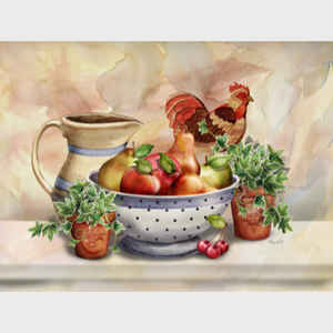 Abby Abby White My Country Kitchen