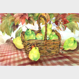 Pear Basket
