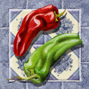 Peppers Tile