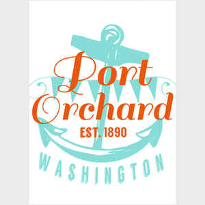 Port Orchard Logo Card