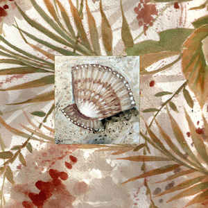 Seashell and Palms II