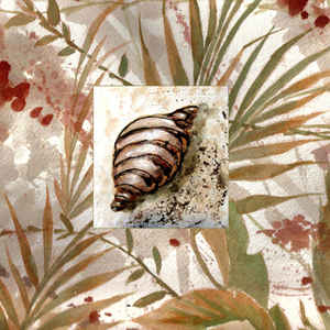 Seashell and Palms III