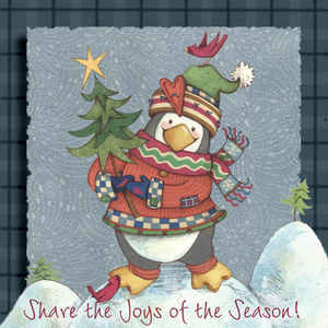 Share the Joys of the Season