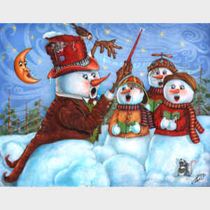 Snowboys Choir