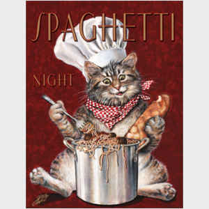 Spaghetti Night