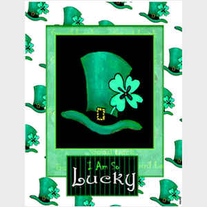 St. Patrick's Day Lucky Hat