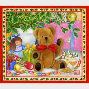 Anne Anne Mortimer Teddy and Friends