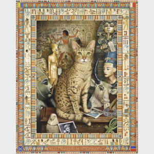 The Egyptian Cat Conundrum