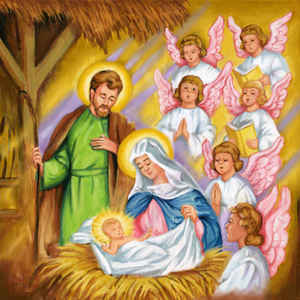 Joseph Joseph Holodook The Nativity