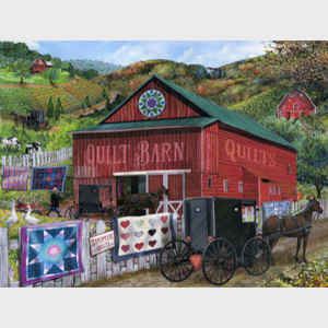 The Quilt Barn - horizontal