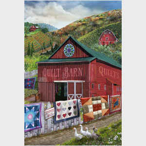 The Quilt Barn - vertical